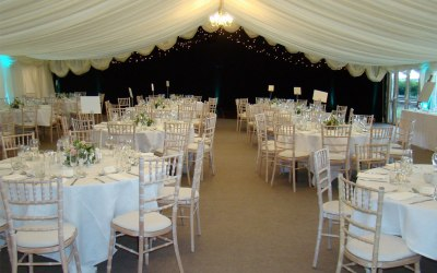 Wedding Marquee Package