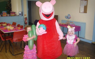 Magical Mascot Partys Childrens Entertainers Cardiff
