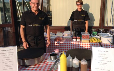 Pear Tree Creperie - Live Catering