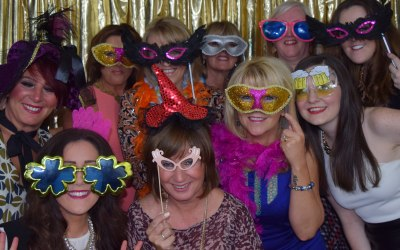 photo booth hire warrington
