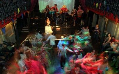 Cut A Shine Barn Dance