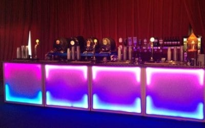 Mobile Bar Hire Services