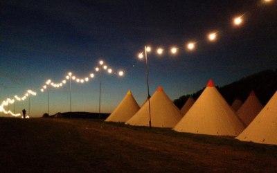Bell Tent & Tipi Tent Hire