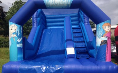 14ft Inflatable Bouncy Slide Hire