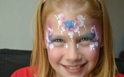 Bespoke Face Painting by Val