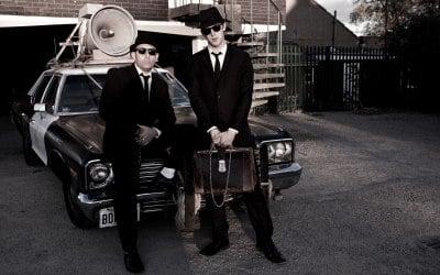 The Birmingham Blues Brothers