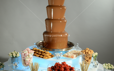 Just Melt: Chocolate Fountain Hire 2
