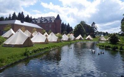 Lotus & Bell Tents Hire - Bassline Productions