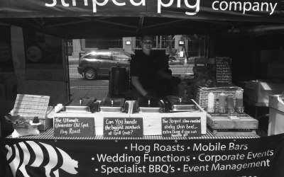 The Striped Pig Frontage
