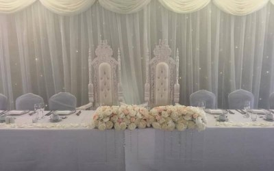 Giant Throne Hire Liverpool