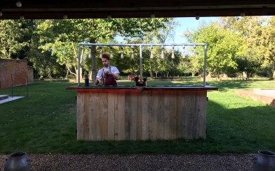 Mobile Bar Suffolk