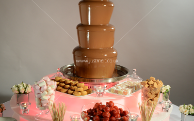 Just Melt: Chocolate Fountain Hire 6