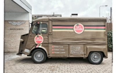 Catering Citroen HY Van 1980