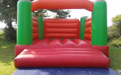 Bouncy Blob Castle Hire 4