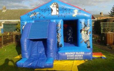 Bouncy Blob Castle Hire 1