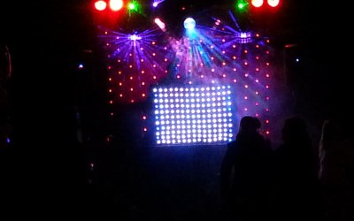 Disco Rig with Laser lighting