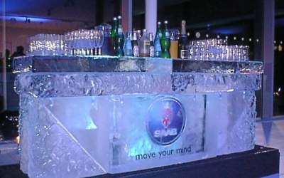 Ice Bars & Sculpture Designs