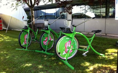 Love Smoothie Bike 2
