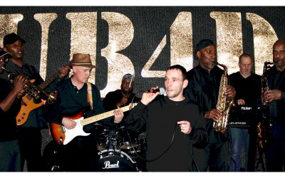 UB4D Tribute Band