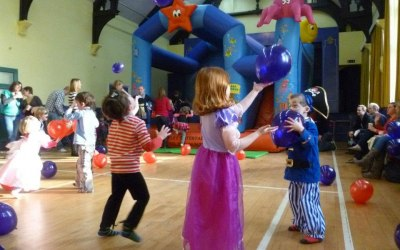 Pirates & Princess Party Leeds
