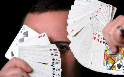 john owens magic, Cardiff magician