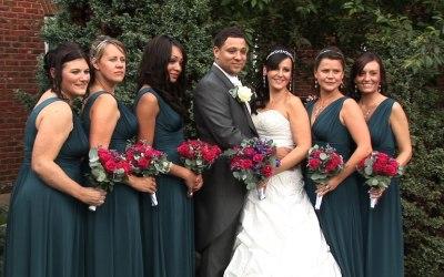 Golden Memories Wedding Video 7