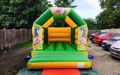 Bouncy castle hire surrey