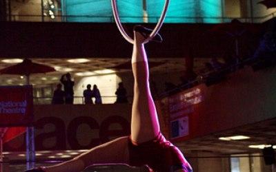 Aerial Hoop Entertainment