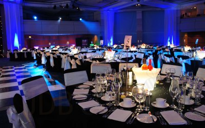 Gala Dinner - Full Room Dressing