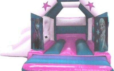 Hire our Bouncy Castle Combi from just £55 per day.