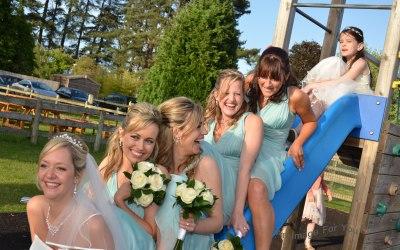 Bridesmaid music video