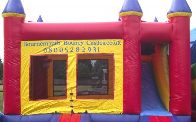 Bournemouth Bouncy Castles 2