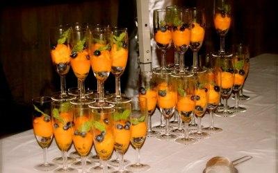 Mango Sorbet by Chef Damian Wawrzyniak