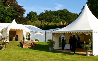 Festival marquee