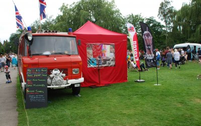The Fire and Ice Truck