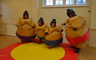 Who will win the Sumo Battle!