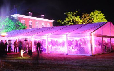 Summer Ball for 350 Guests