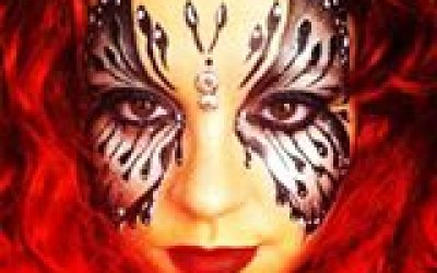 Incredible Faces Face Painting & Body Art 1