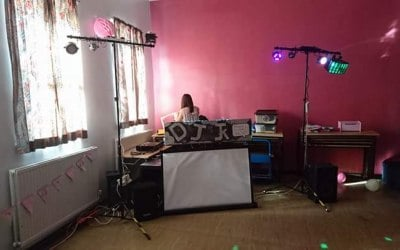 DJ-JT Entertainment Services