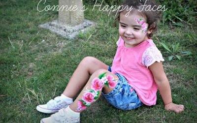 Connie's Happy Faces