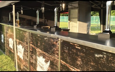 Festival Bar hire in London