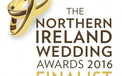 2016 Northern Ireland Wedding Awards Finalist
