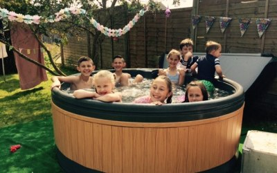 Bucks Hot Tub Hire 4