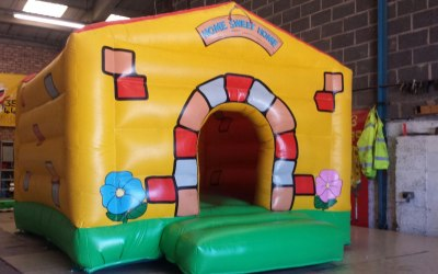 A Bouncy Castle Man 8