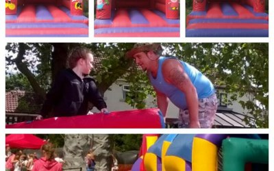 A Bouncy Castle Man 4