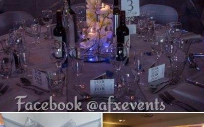 Fx Events Venue Dressing