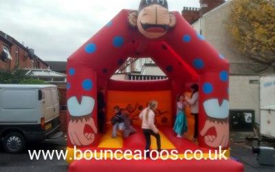 Jambo bouncy castle