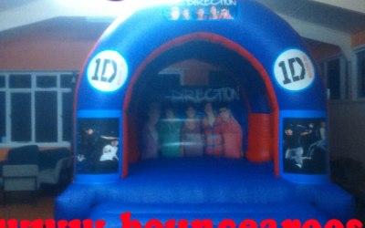 1D bouncy castle