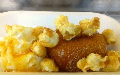 Butterscotch Popcorn