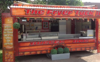 'The Fryer Tuck' Hot Food Unit